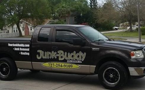 junk removal Dunedin, Florida