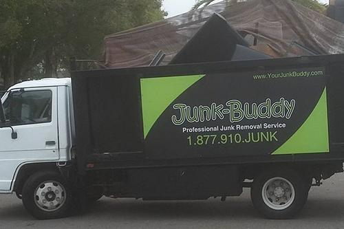Junk removal in Palma Ceia Tampa Florida