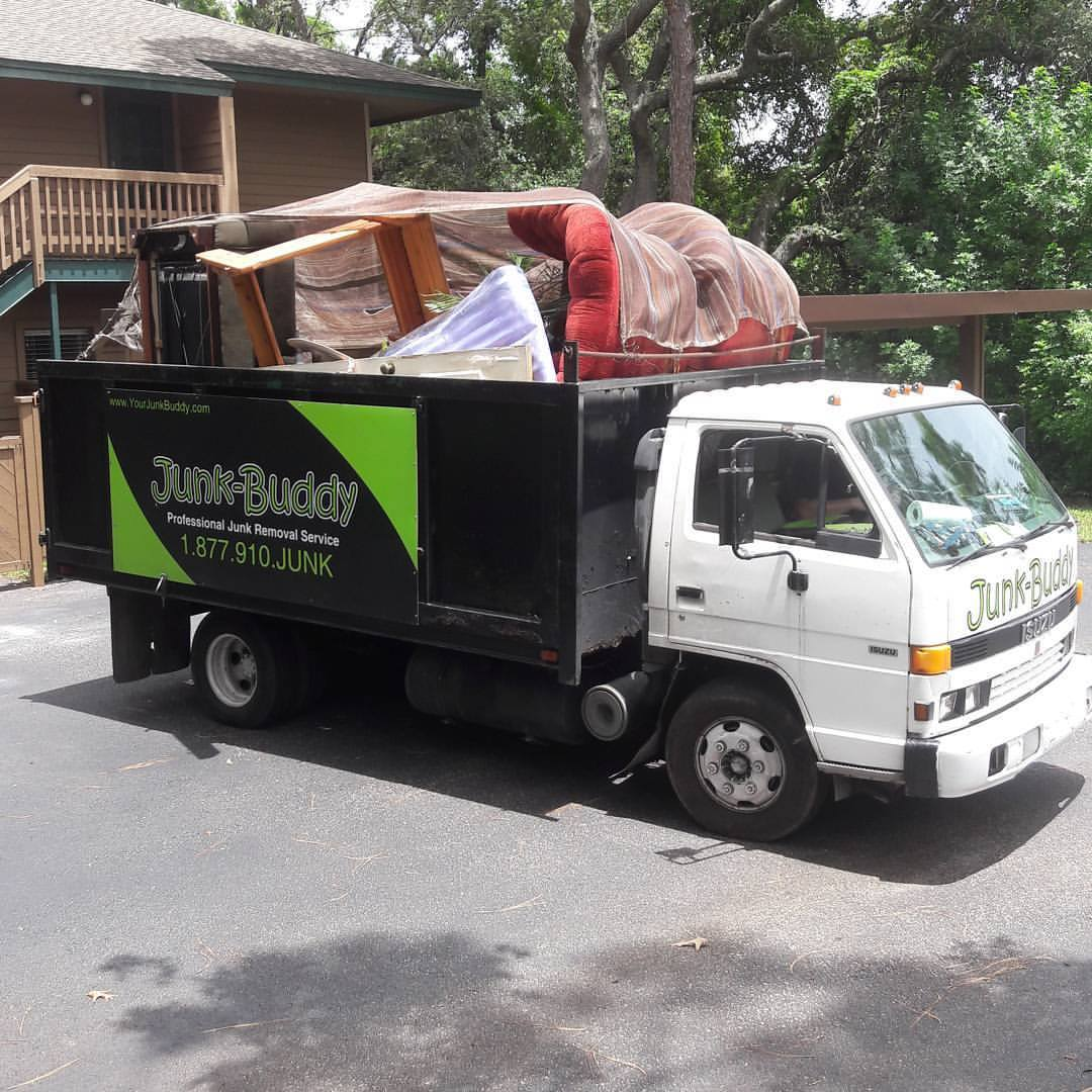 Crystal Beach Junk Removal