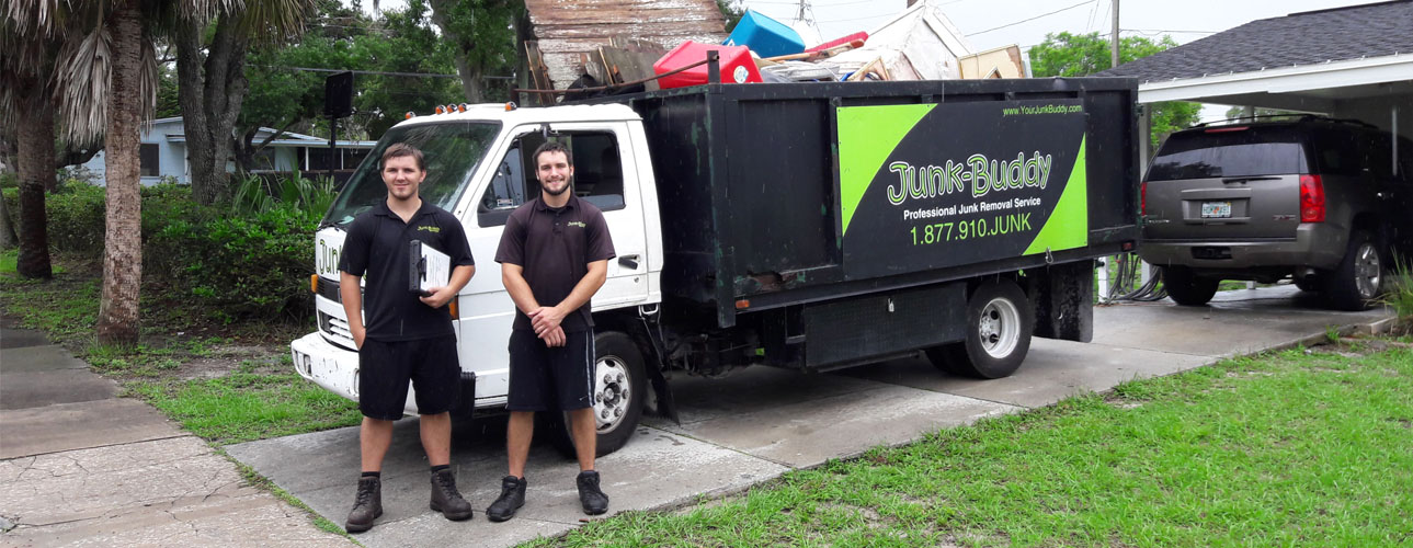 Junk Buddy carpet Removal Pinellas county
