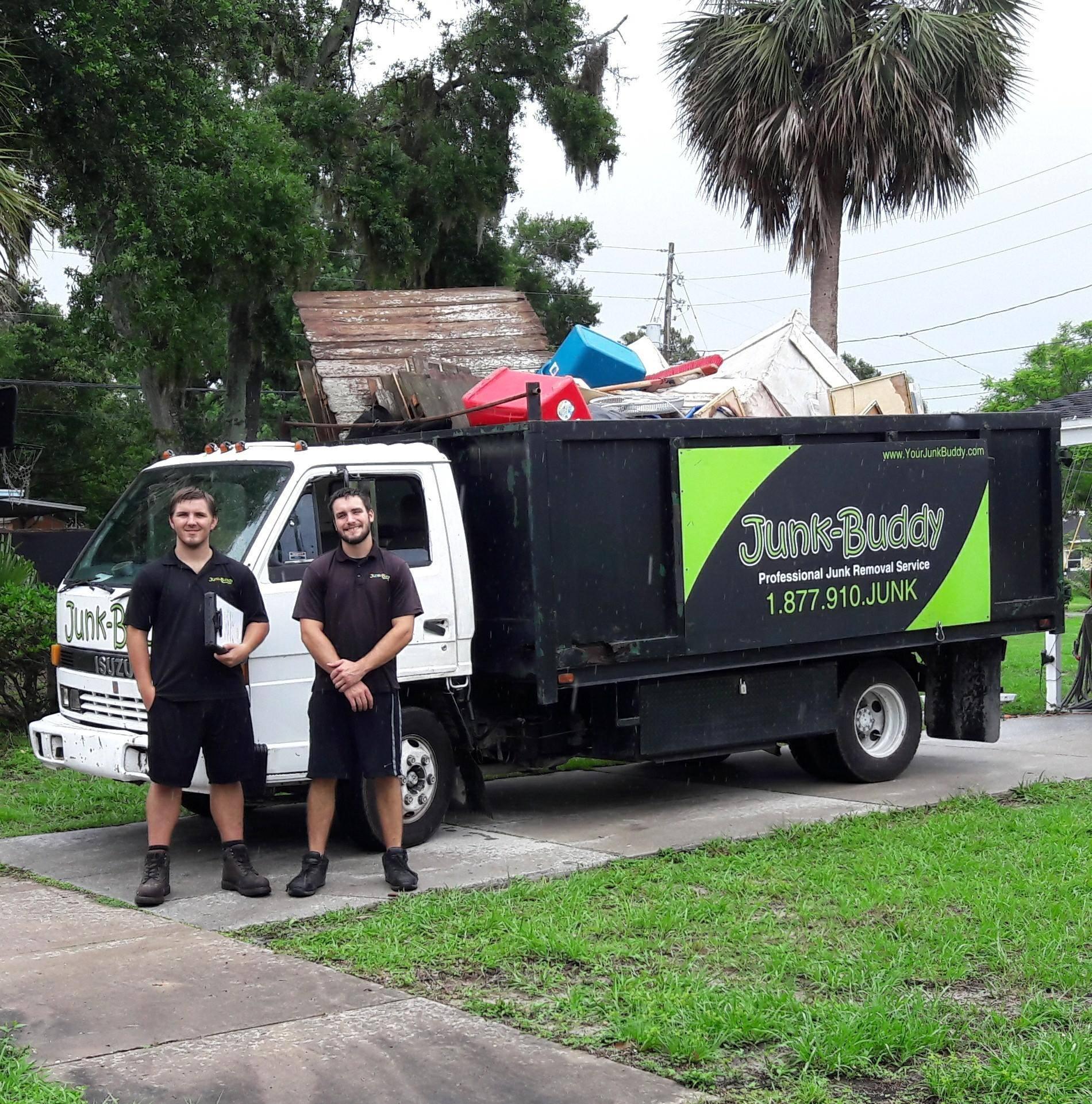 Trinity, Florida Junk Removal