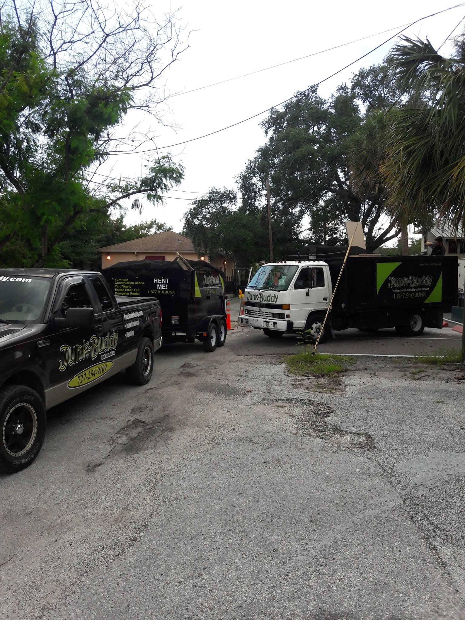 South Tampa Junk Removal