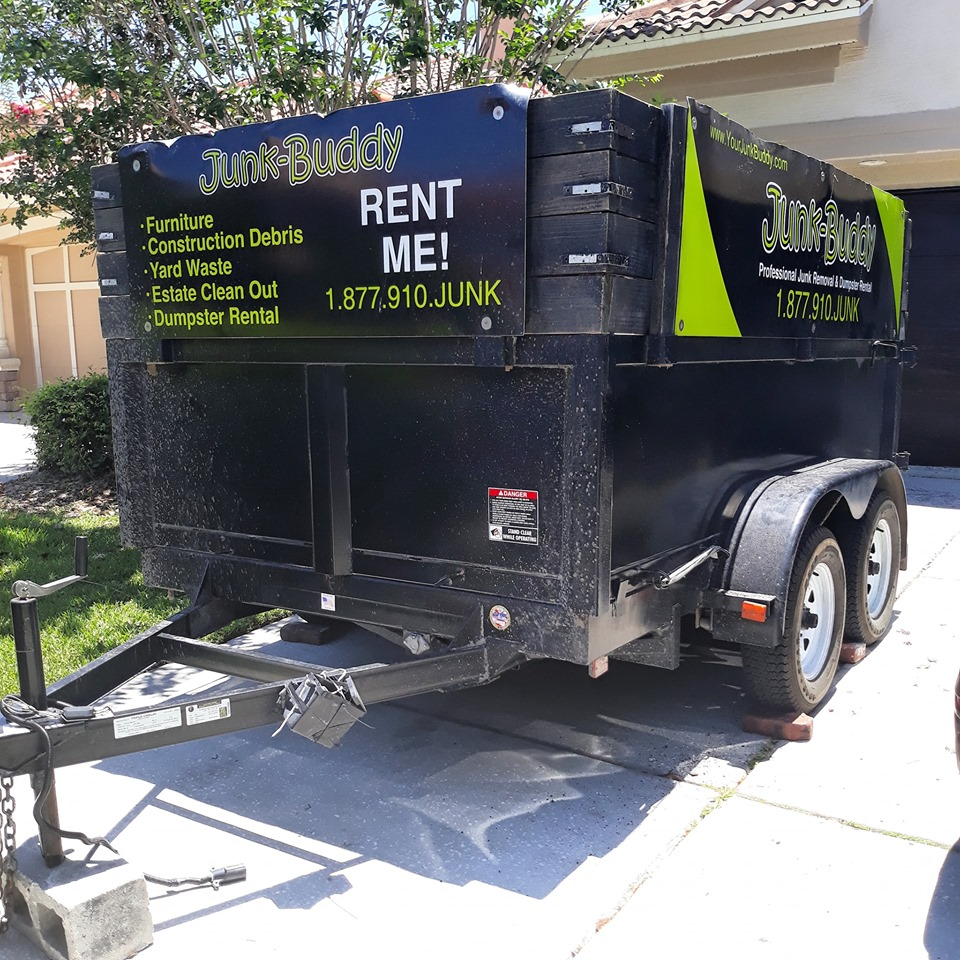 junk removal in Dunedin Florida