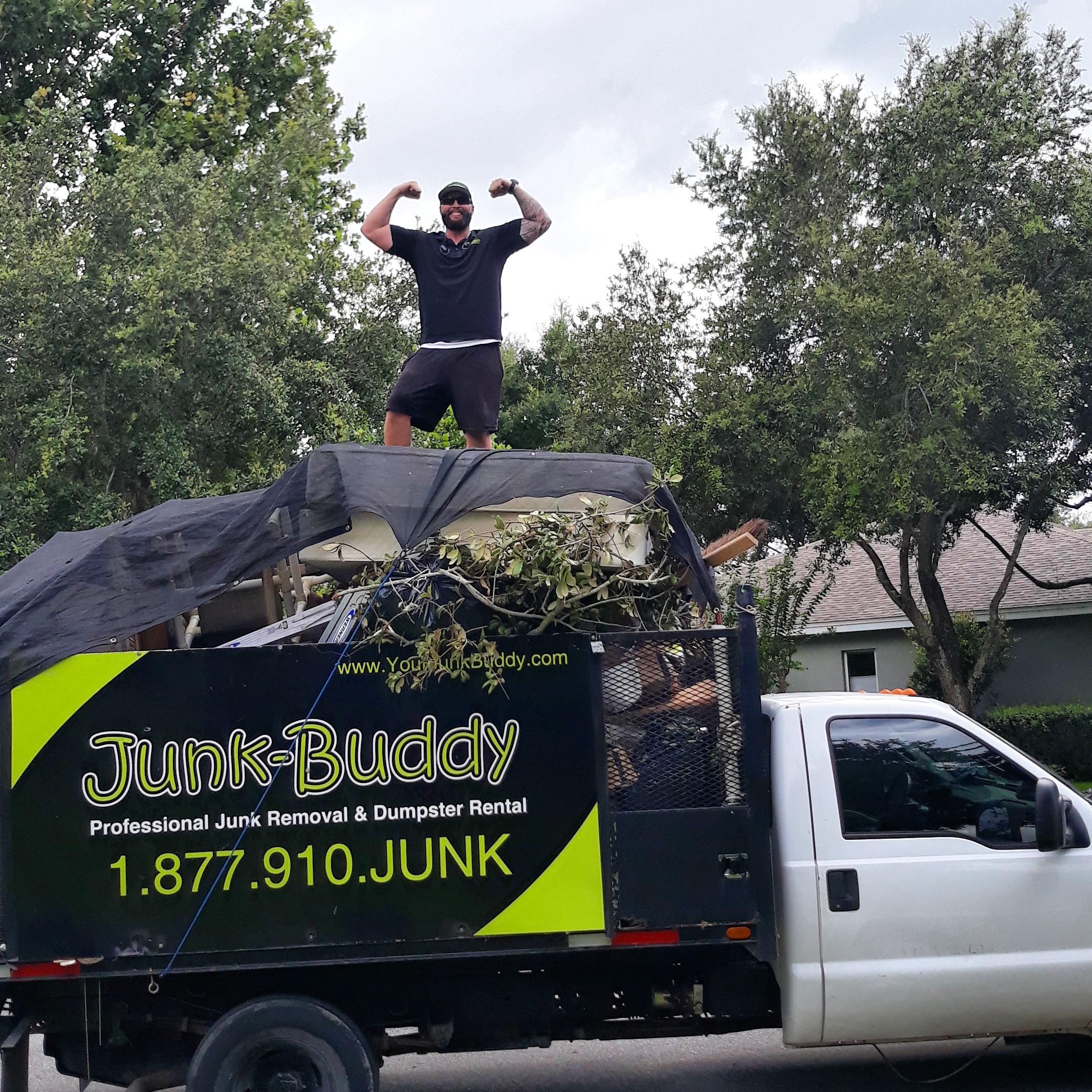 Junk Buddy Belleair Florida Junk Removal