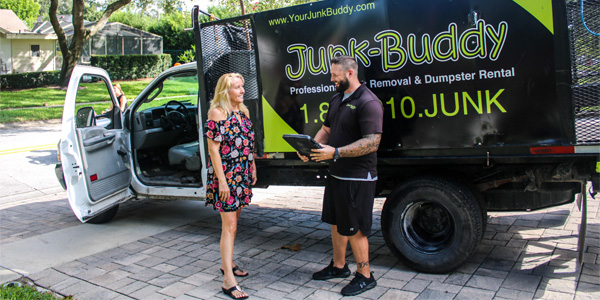 junk removal in Palm Harbor